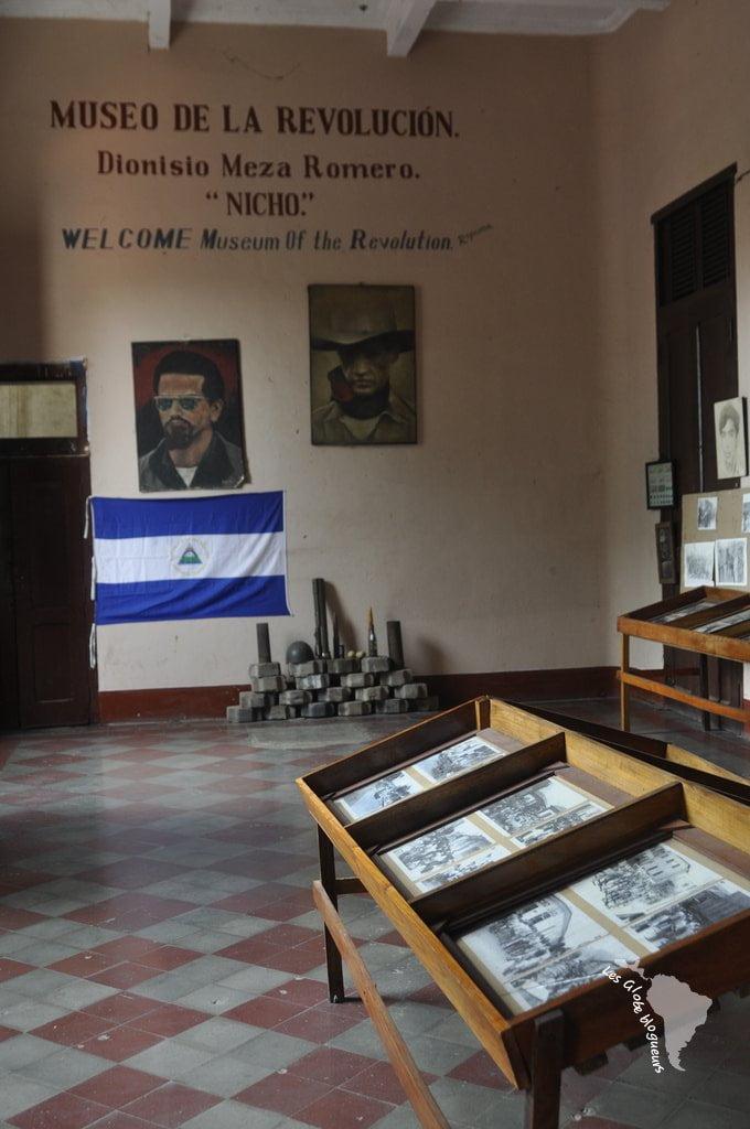 Musée de la révolution, Léon