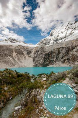 Laguna 69 Pérou