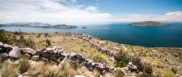 péninsule de capachica, lac titicaca, pérou