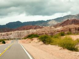 route argentine