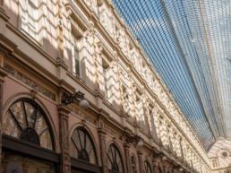 Galerie de la reine à Bruxelles