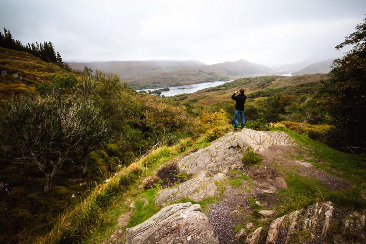 parc national killarney en Irlande