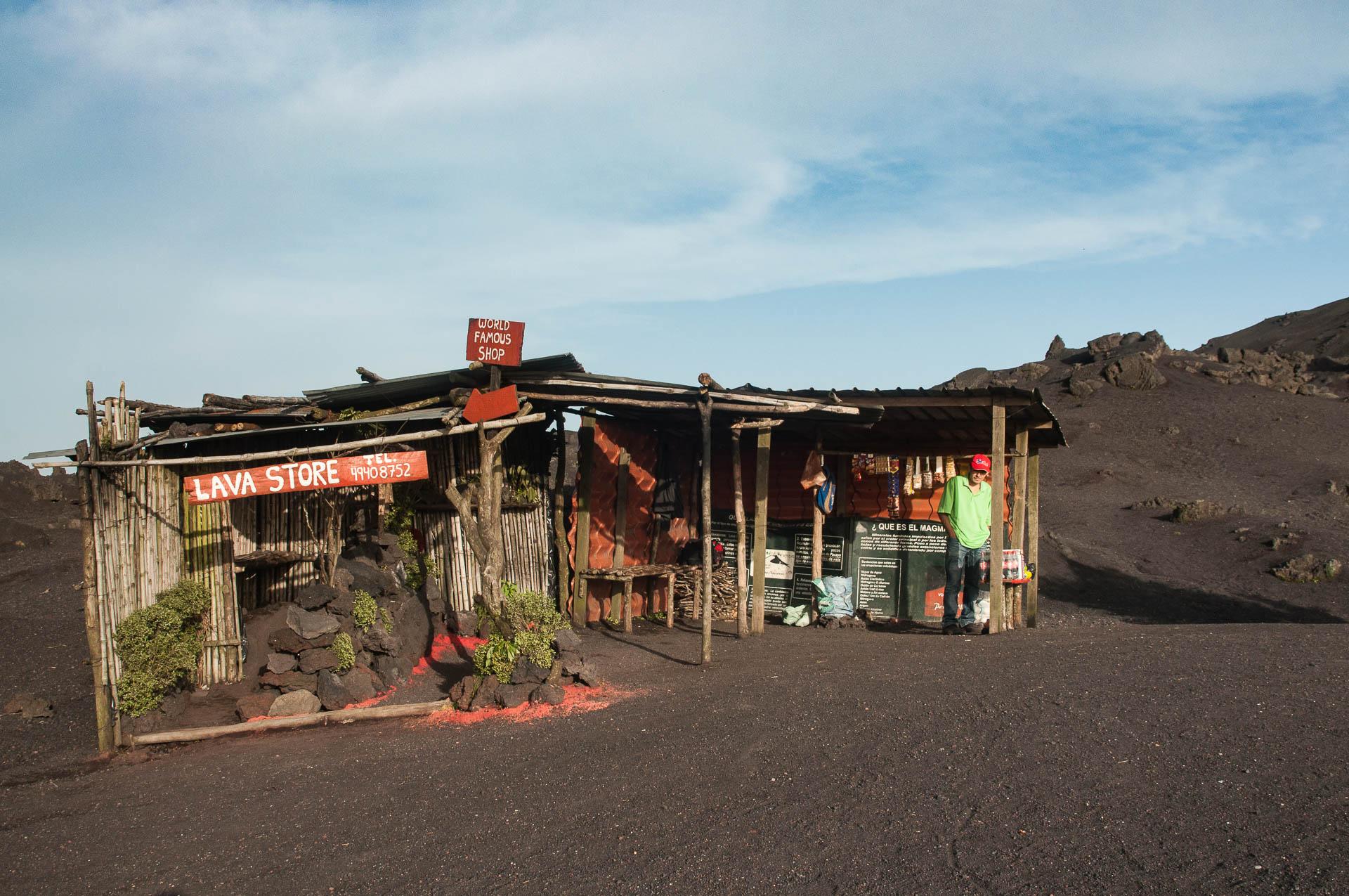 Pacaya volcan boutique - Les globe blogueurs - blog voyage nature