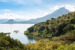atitlan lac étendu uai - Les globe blogueurs - blog voyage nature