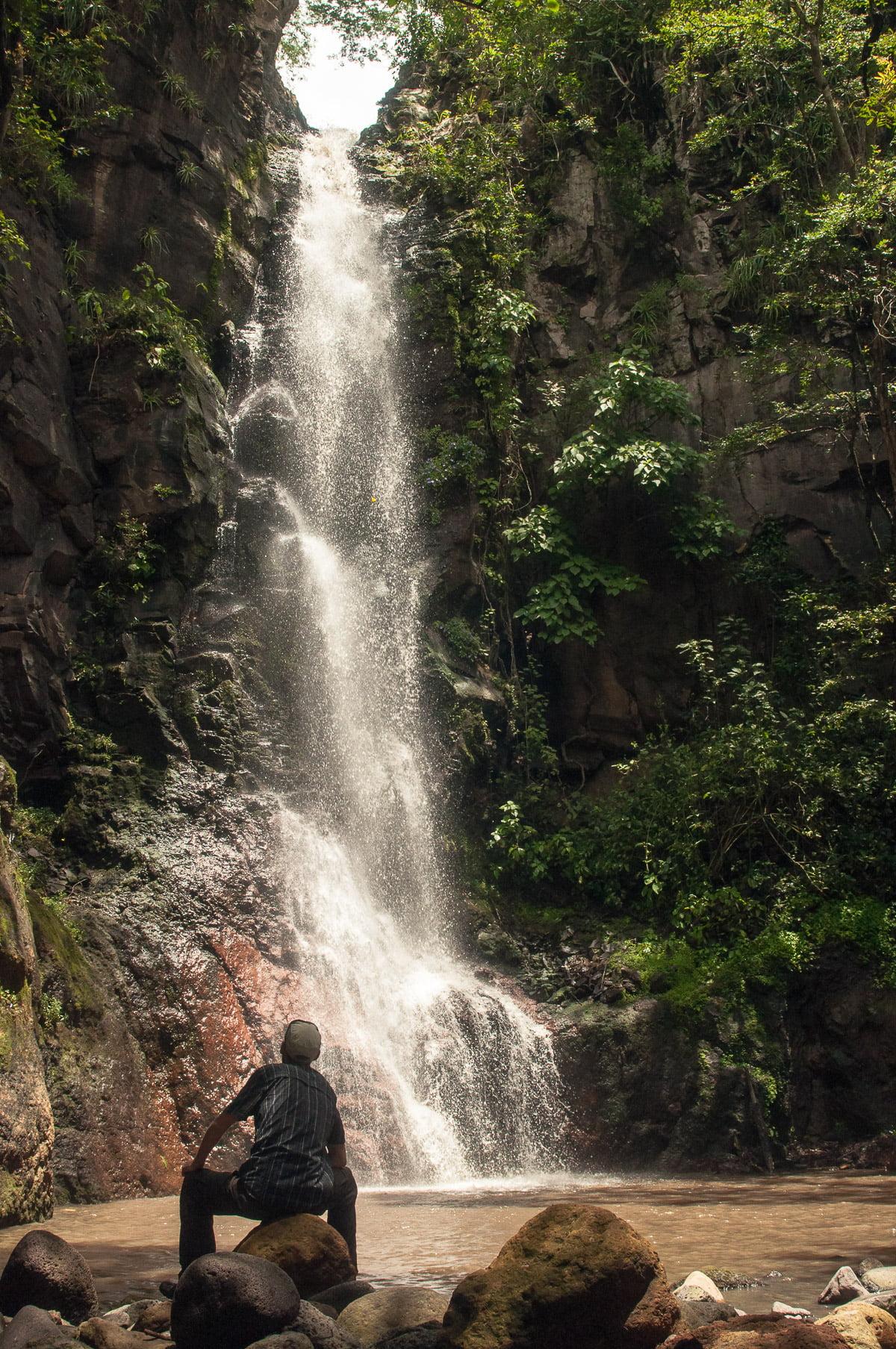 cascade miraflor nicaragua