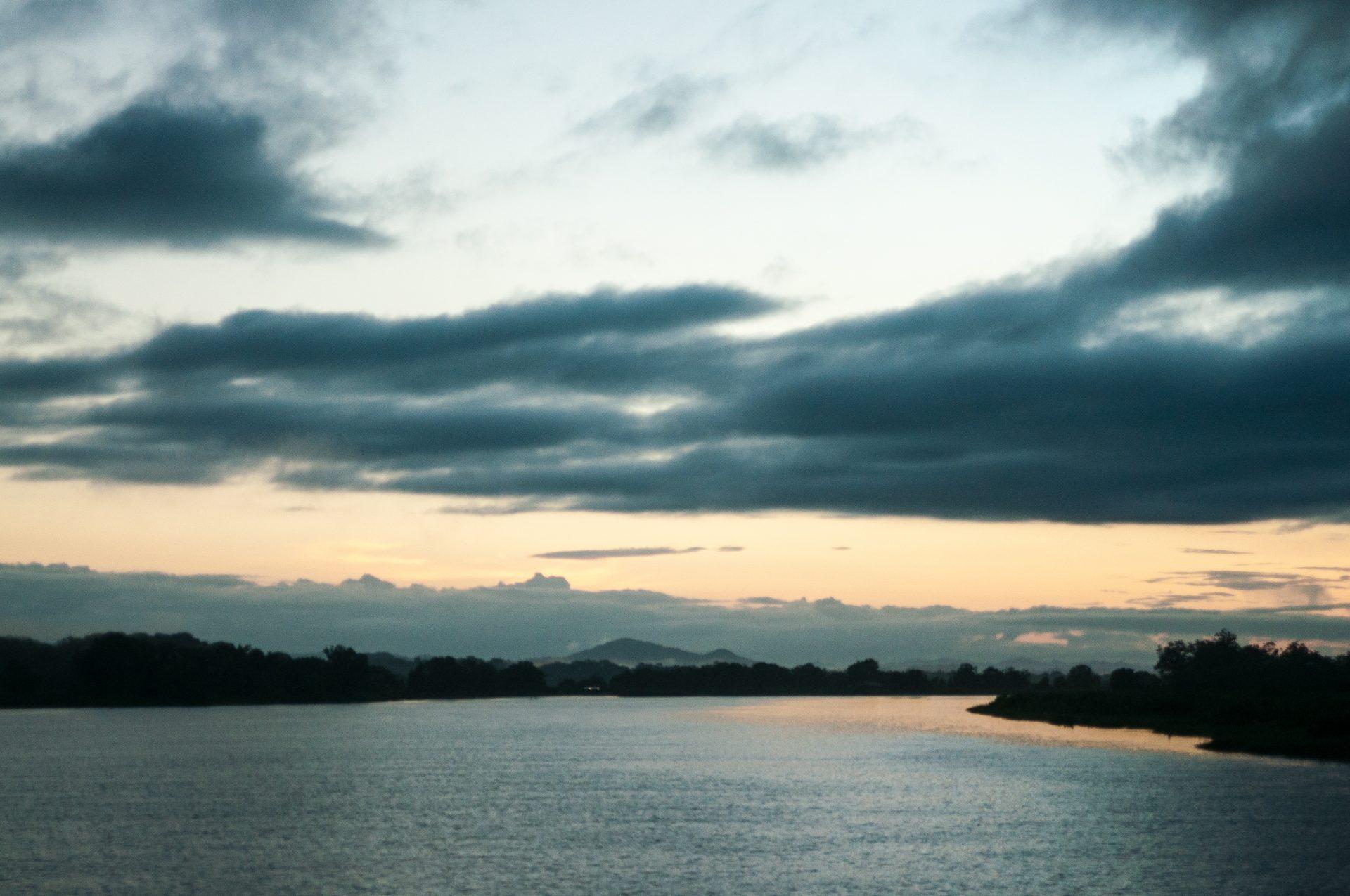 Rio san juan lever soleil