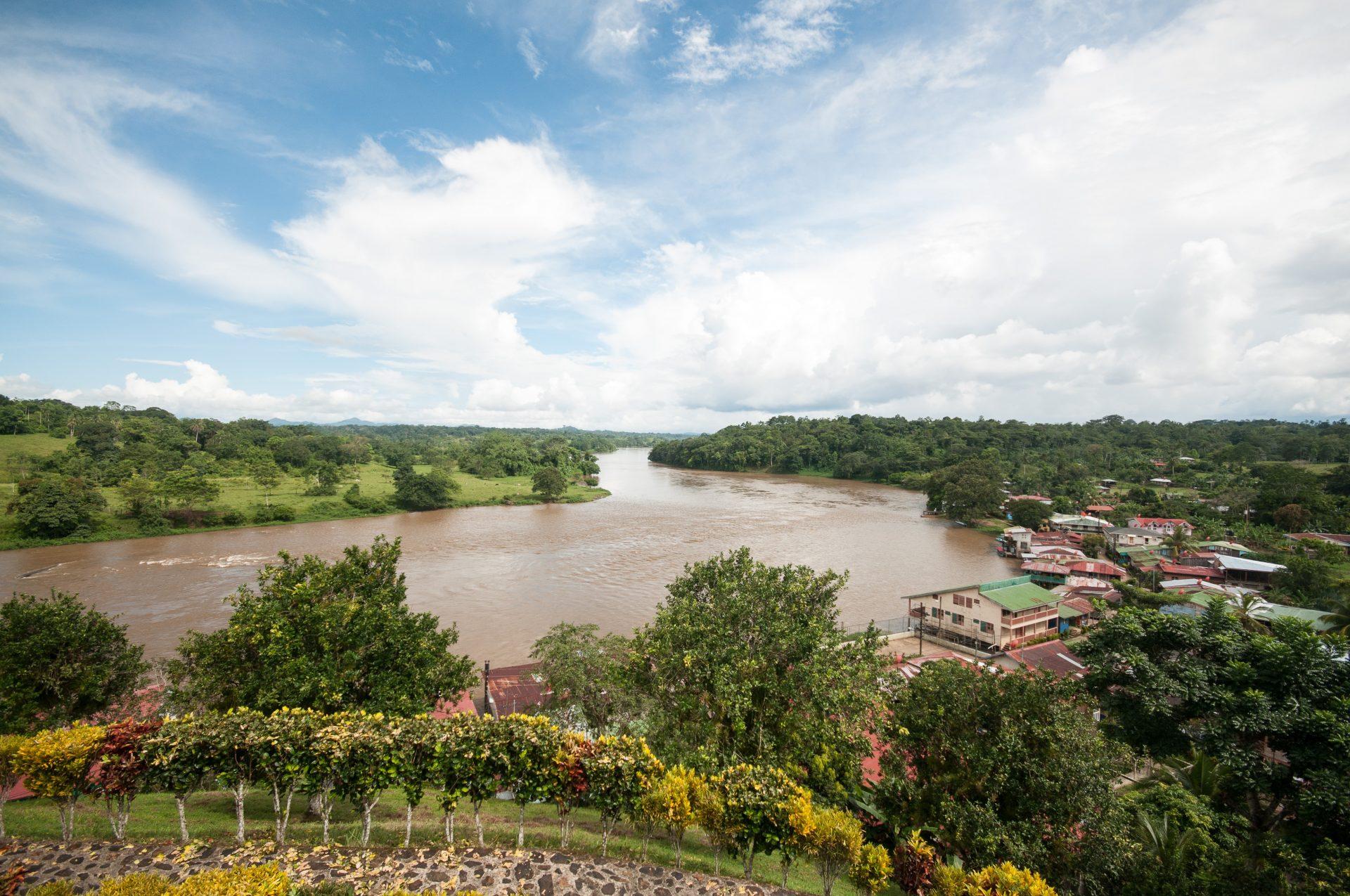 Rio san juan vue el castillo
