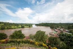 Panorama rio san juan nicaragua