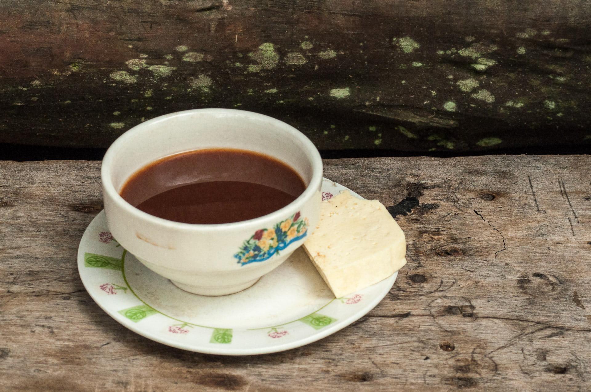 cocora chocolat - Les globe blogueurs - blog voyage nature