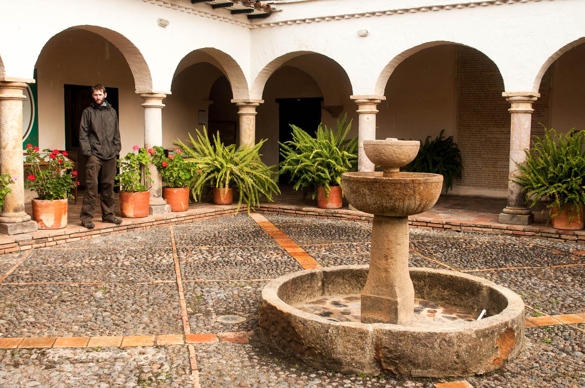 Musée narino villa de leyva