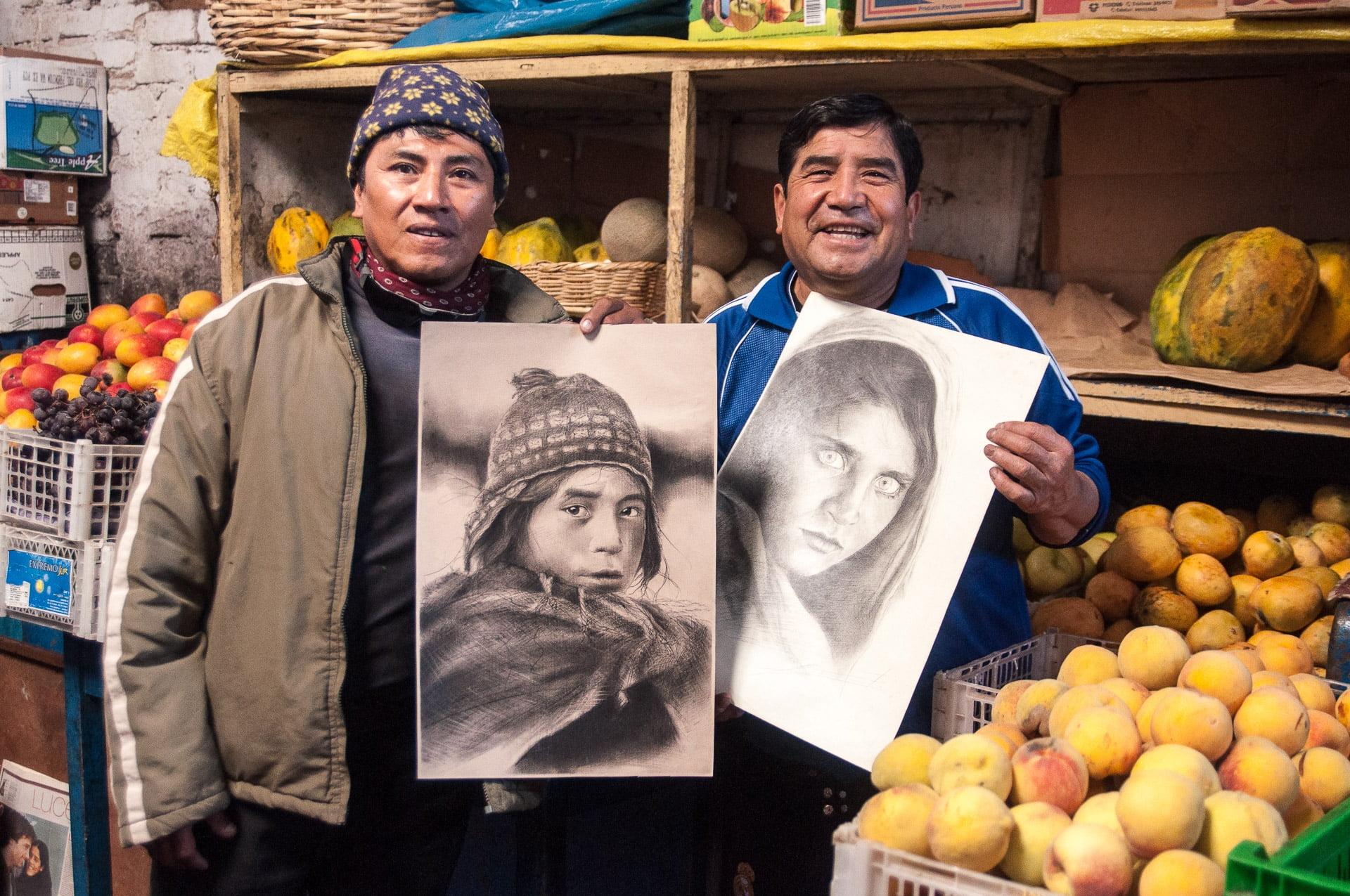 cajamarca marché rencontres - Les globe blogueurs - blog voyage nature