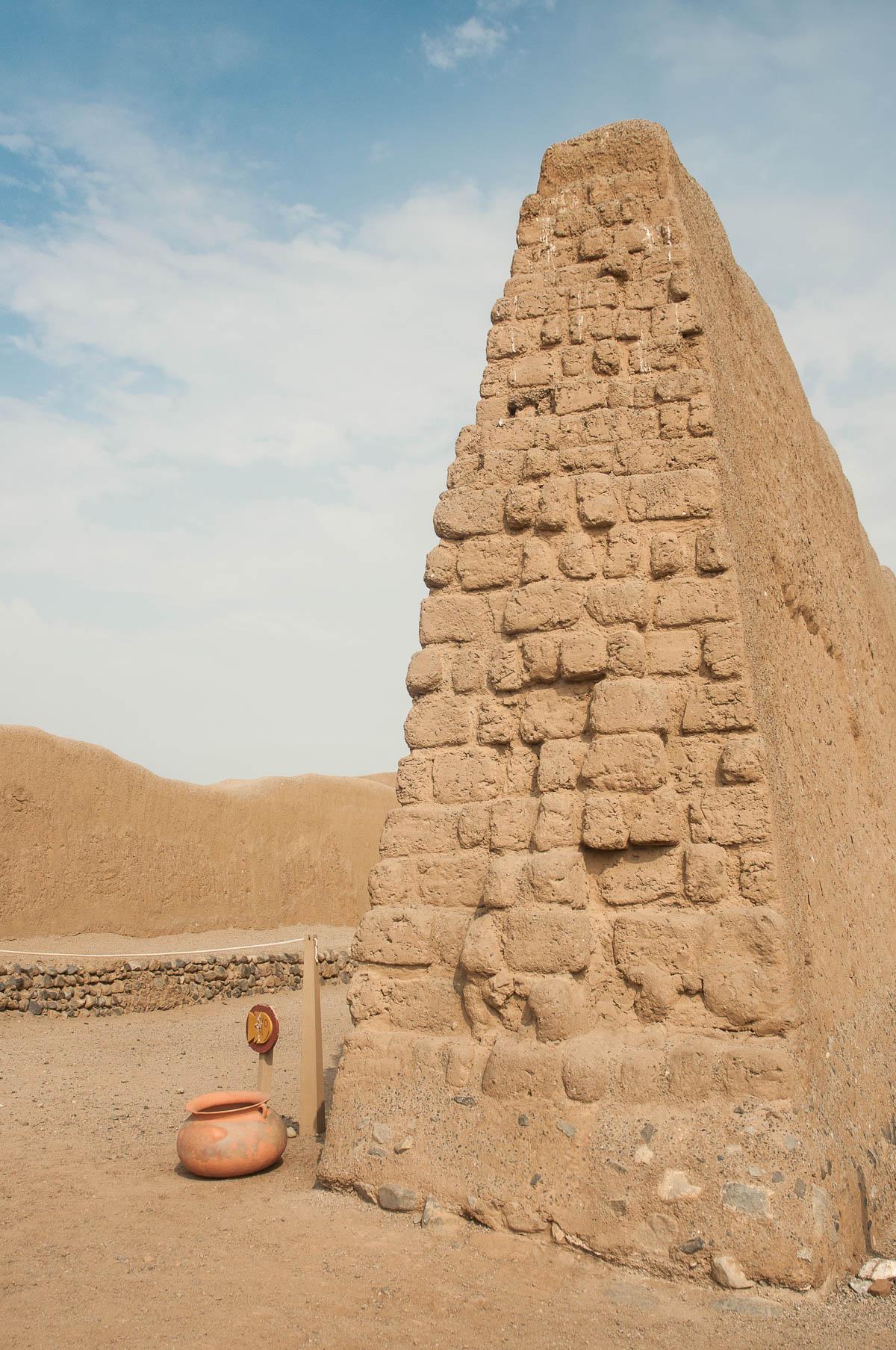 Chan chan pyramide