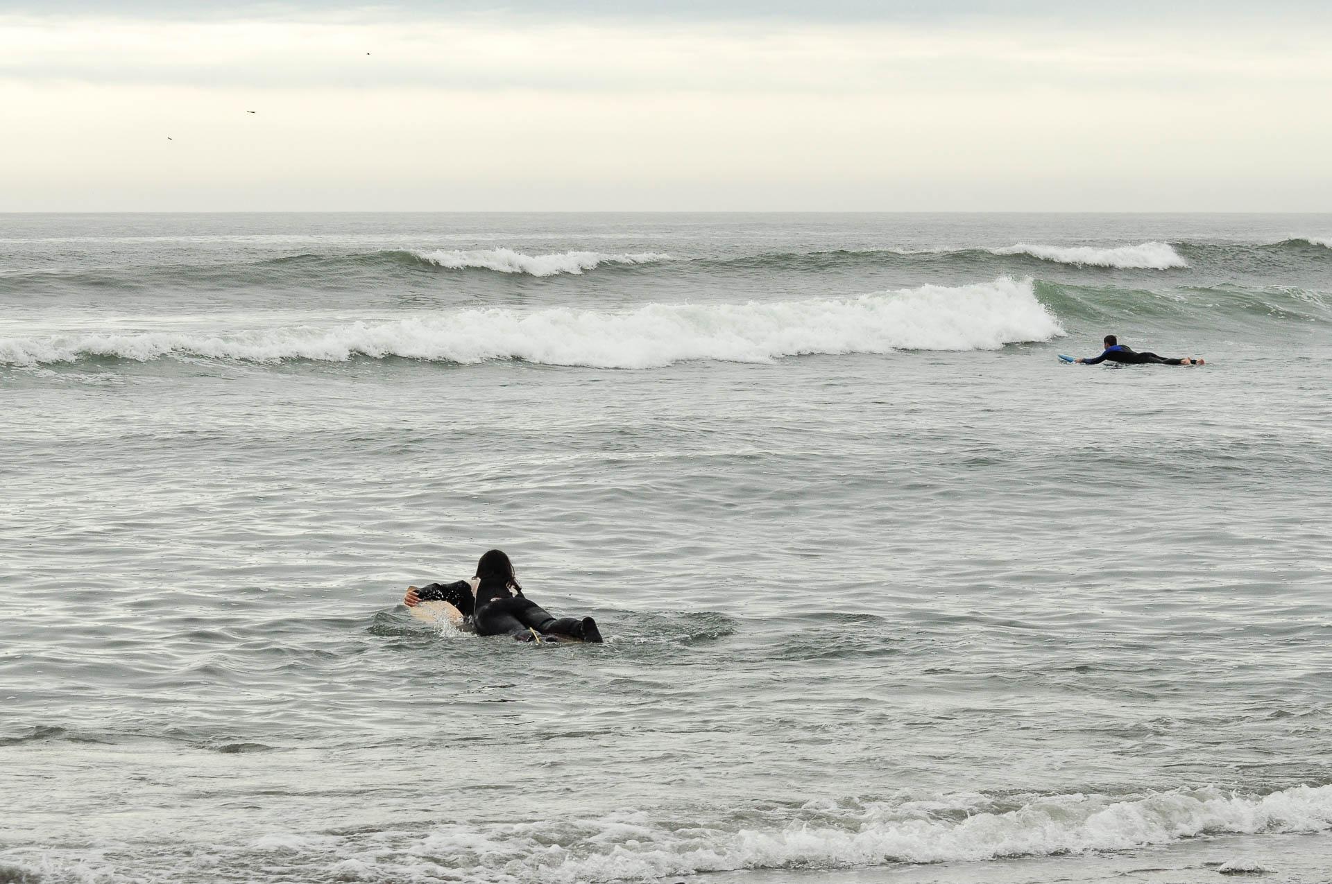 Huanchaco seb laura surf