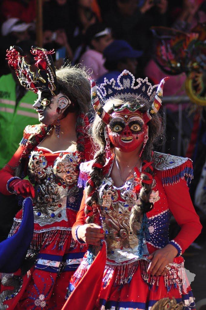 carnaval oruro diablada