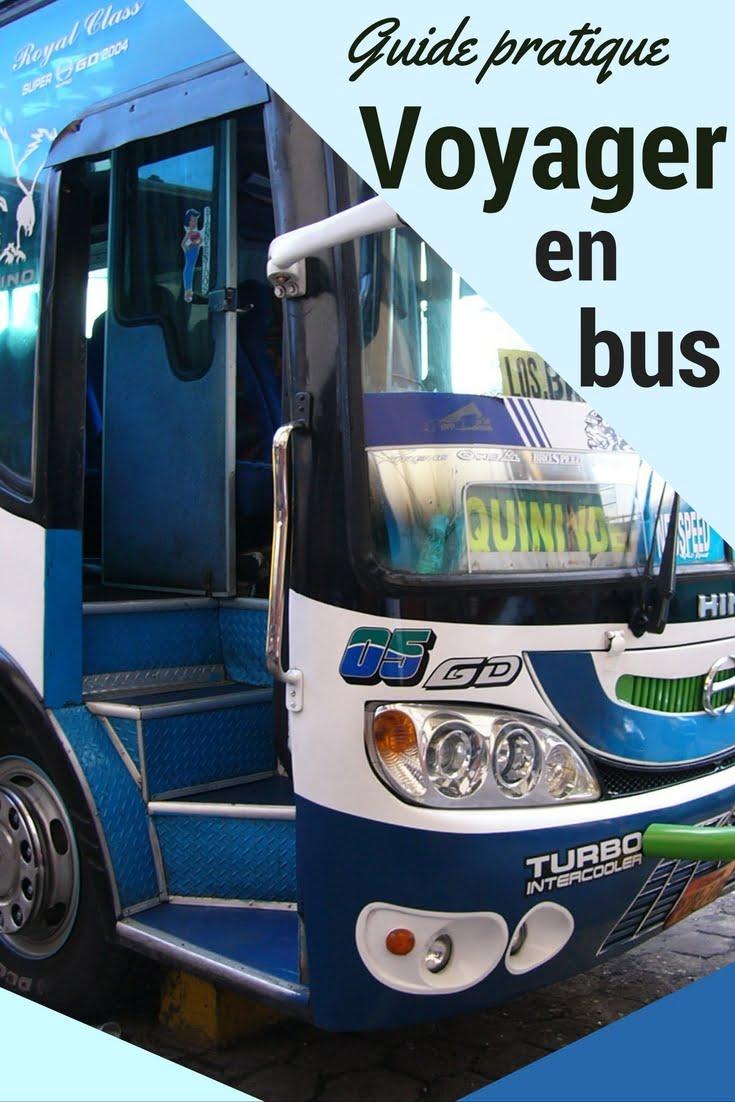 Voyager en bus, un jeu d'enfant !