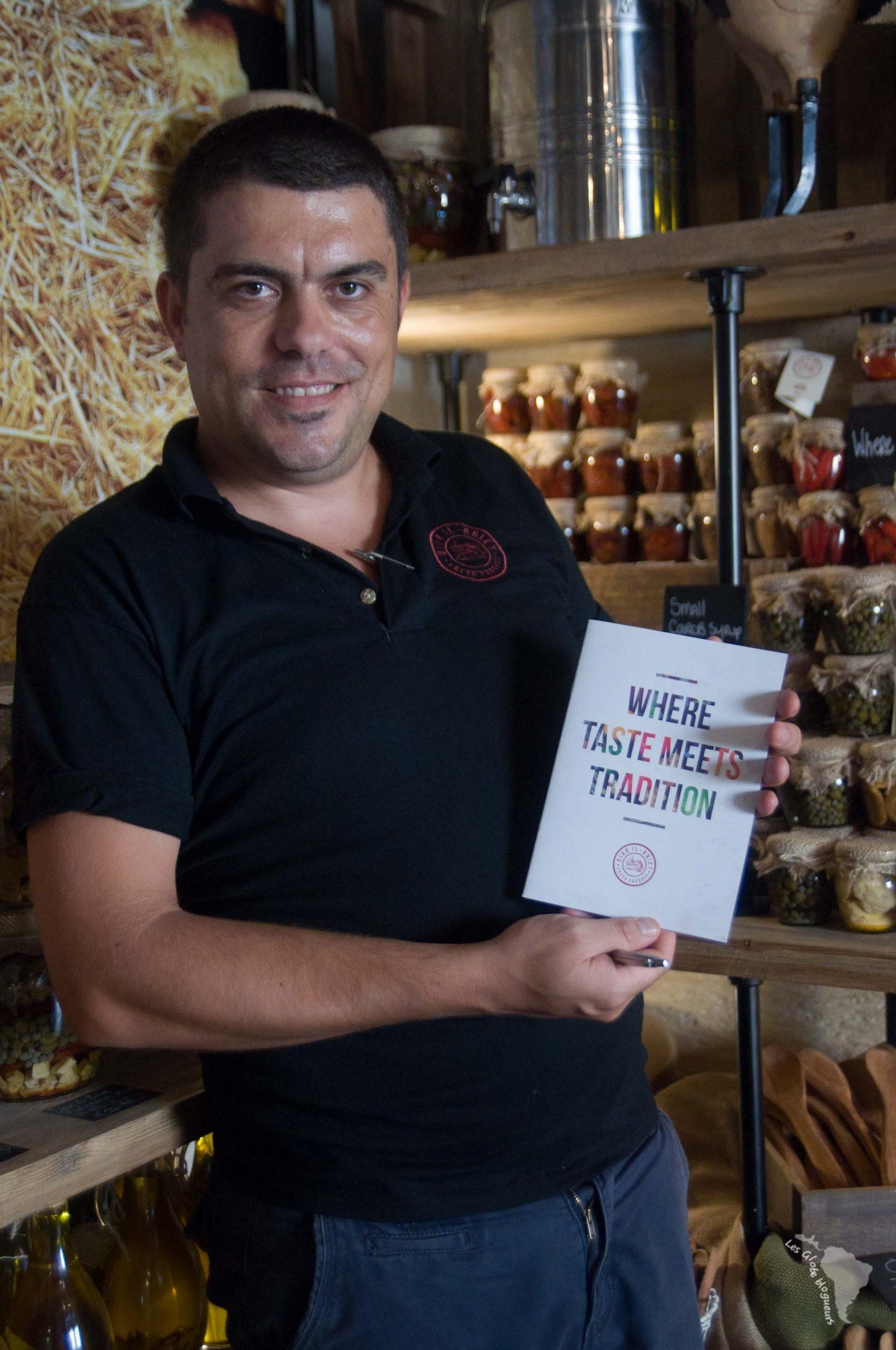 Produits locaux agriculture malte