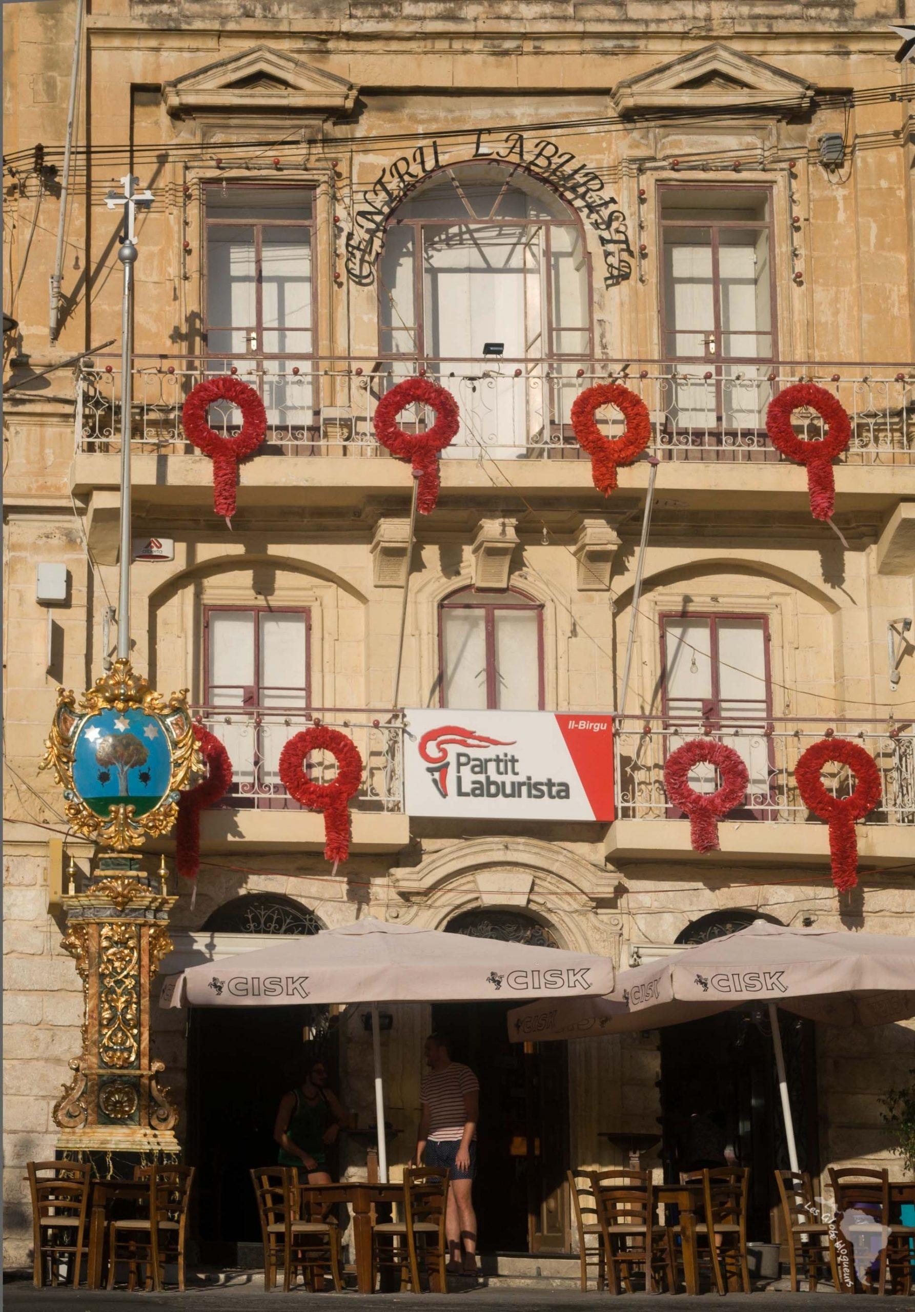 bar politique malte
