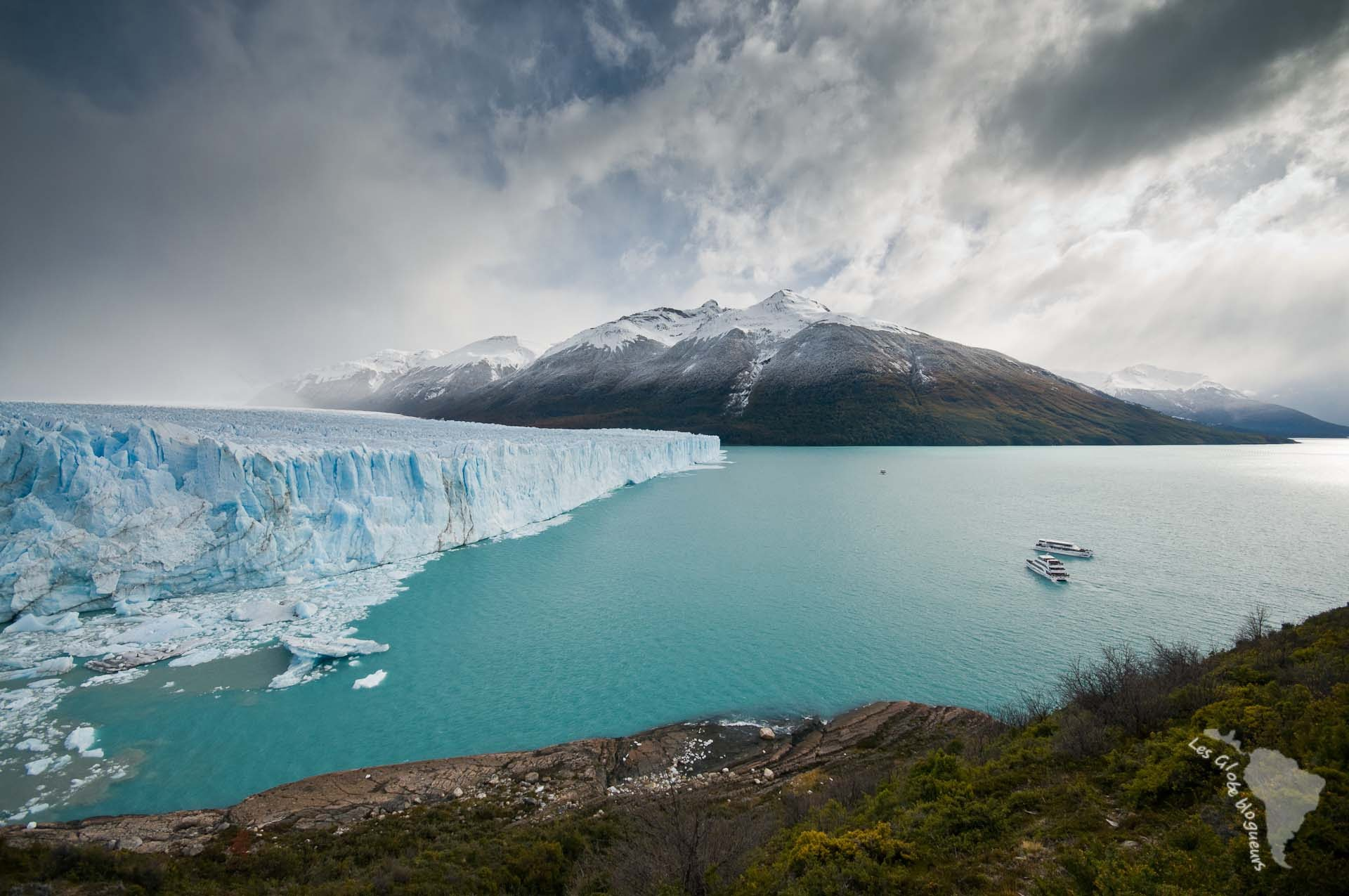 Perito moreno glacier argentine