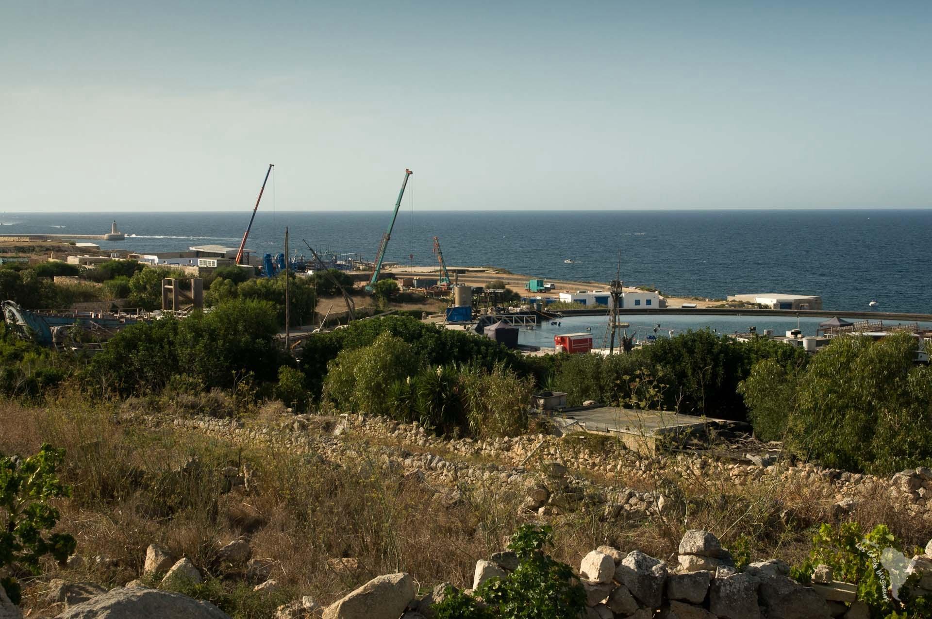 bassin film cinéma malte méditerranée