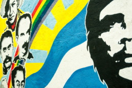 murales che uai