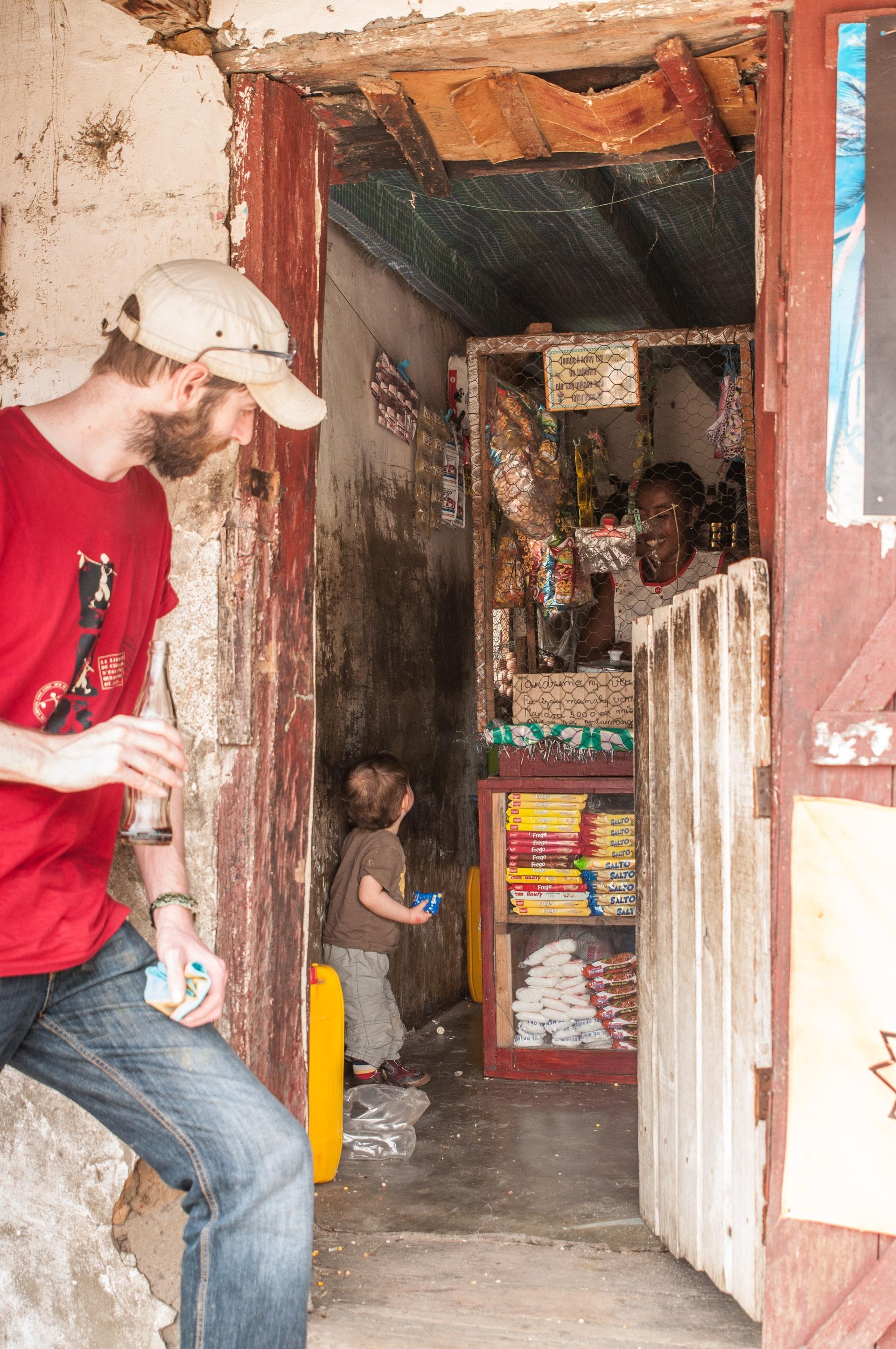 Voyage avec bébé de 18 mois à Madagascar