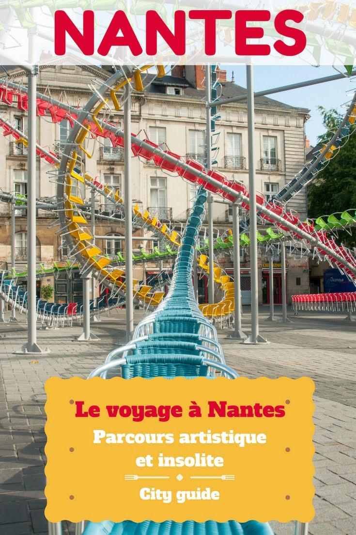 voyage à nantes1 - Les globe blogueurs - blog voyage nature