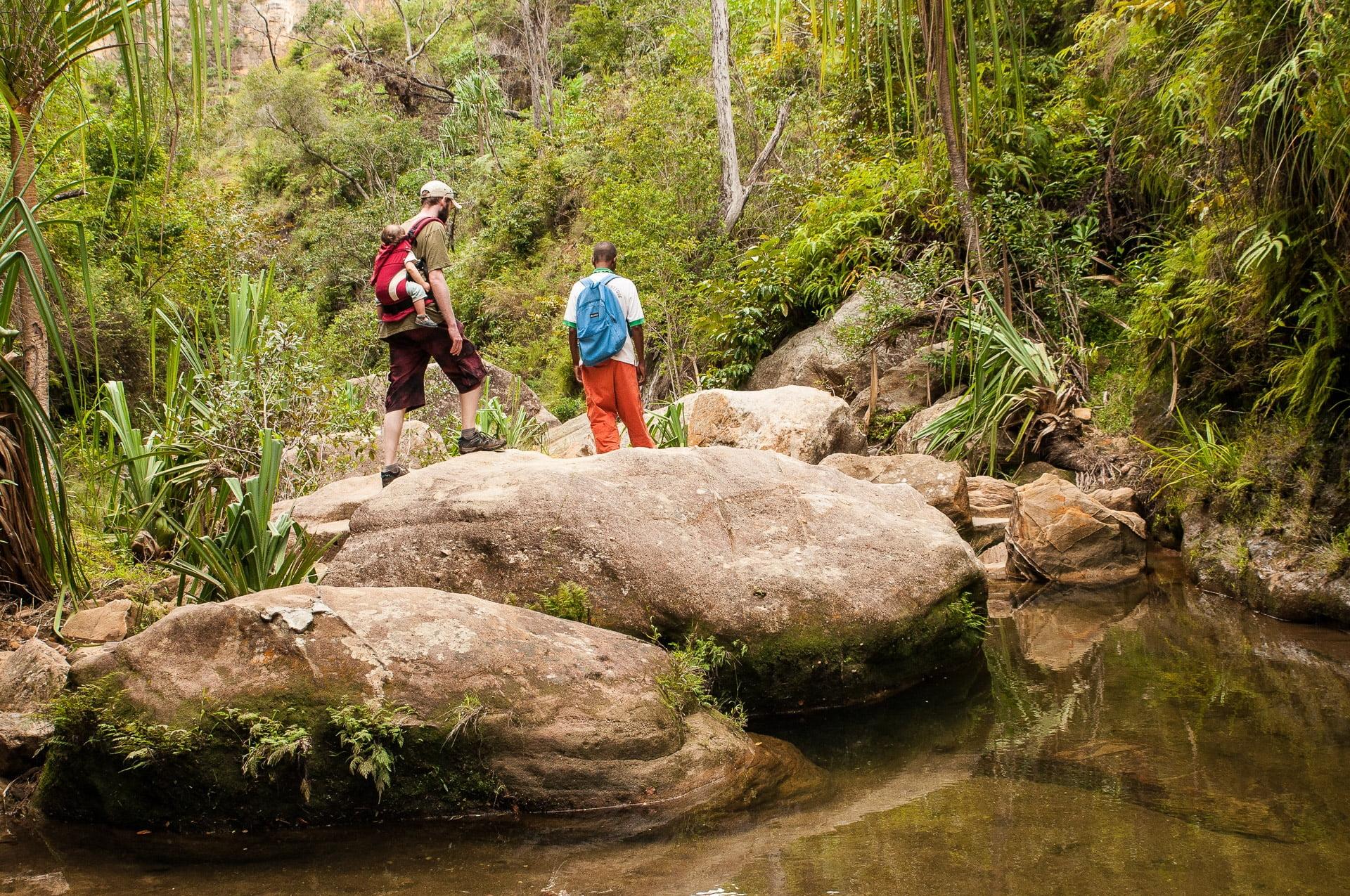 Parc national de l'Isalo à Madagascar - les plus beaux paysages dAfrique