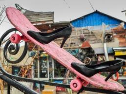 street art elaboratoire skate talon uai
