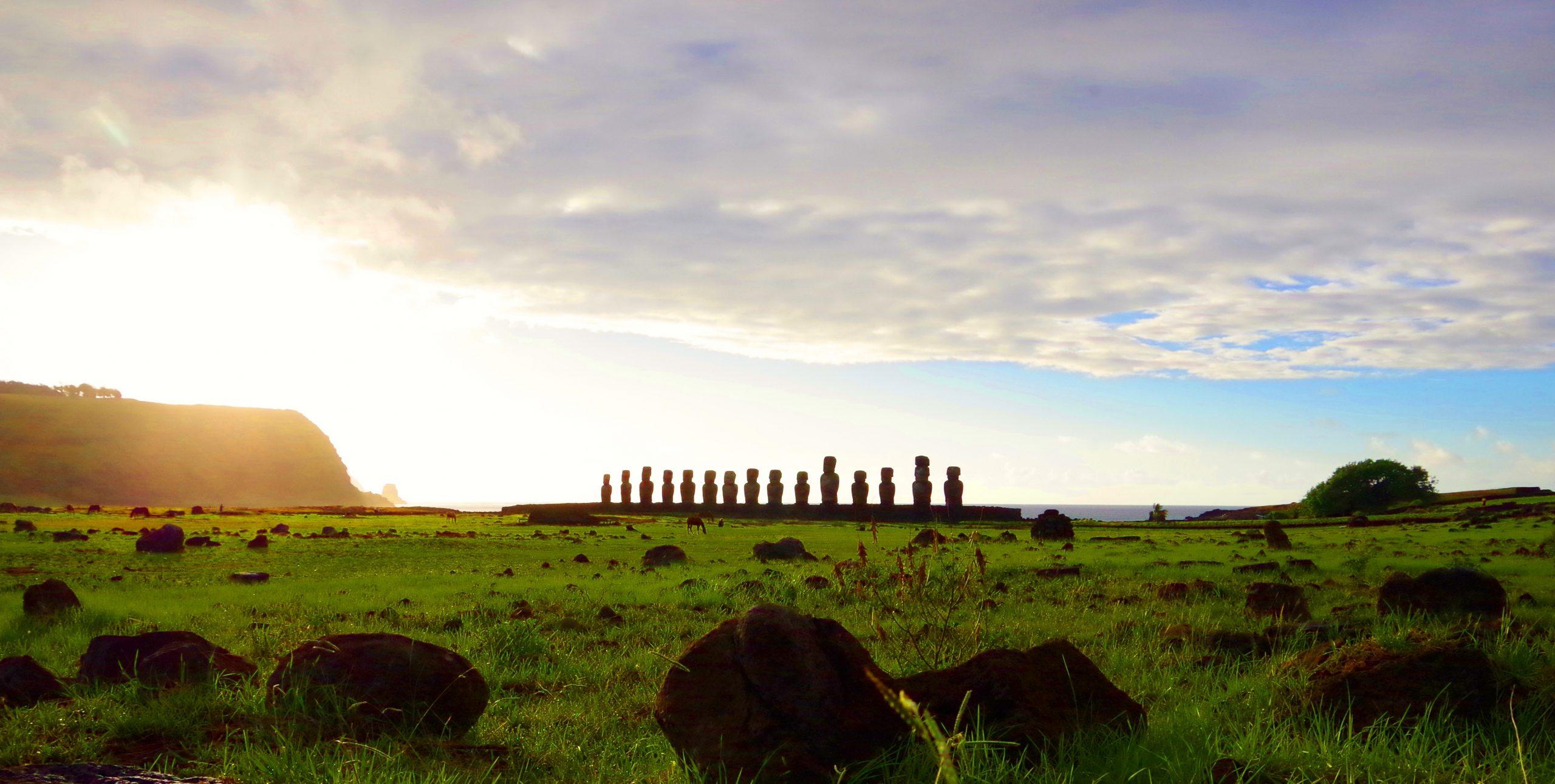 Île de Pâques au Chili - Les plus beaux paysages et parcs naturels d'Océanie