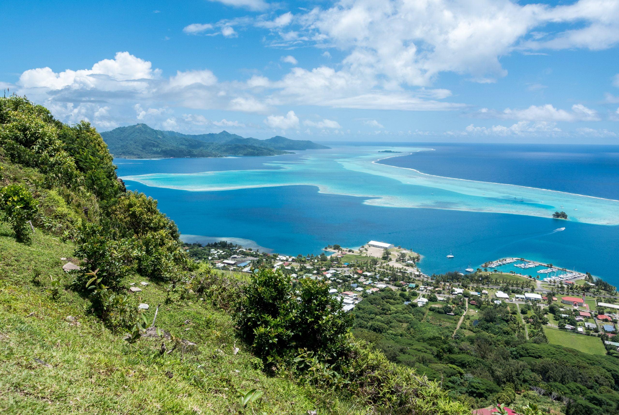 Taha'a et Raiatea en Polynésie française - Les plus beaux paysages et parcs naturels d'Océanie