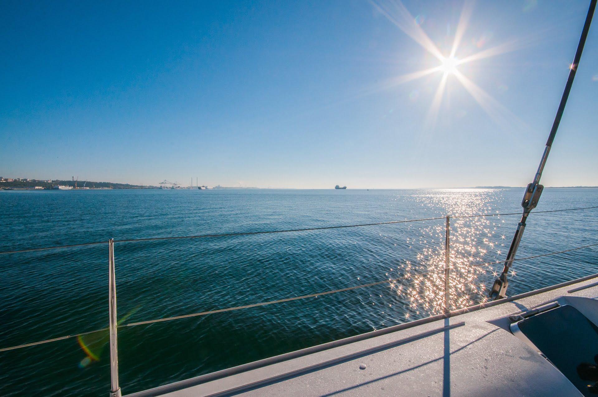 Setubal catamaran bis - Les globe blogueurs - blog voyage nature