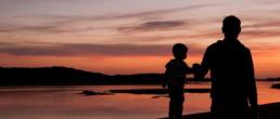 coucher soleil seb et helio st mathurin uai - Les globe blogueurs - blog voyage nature