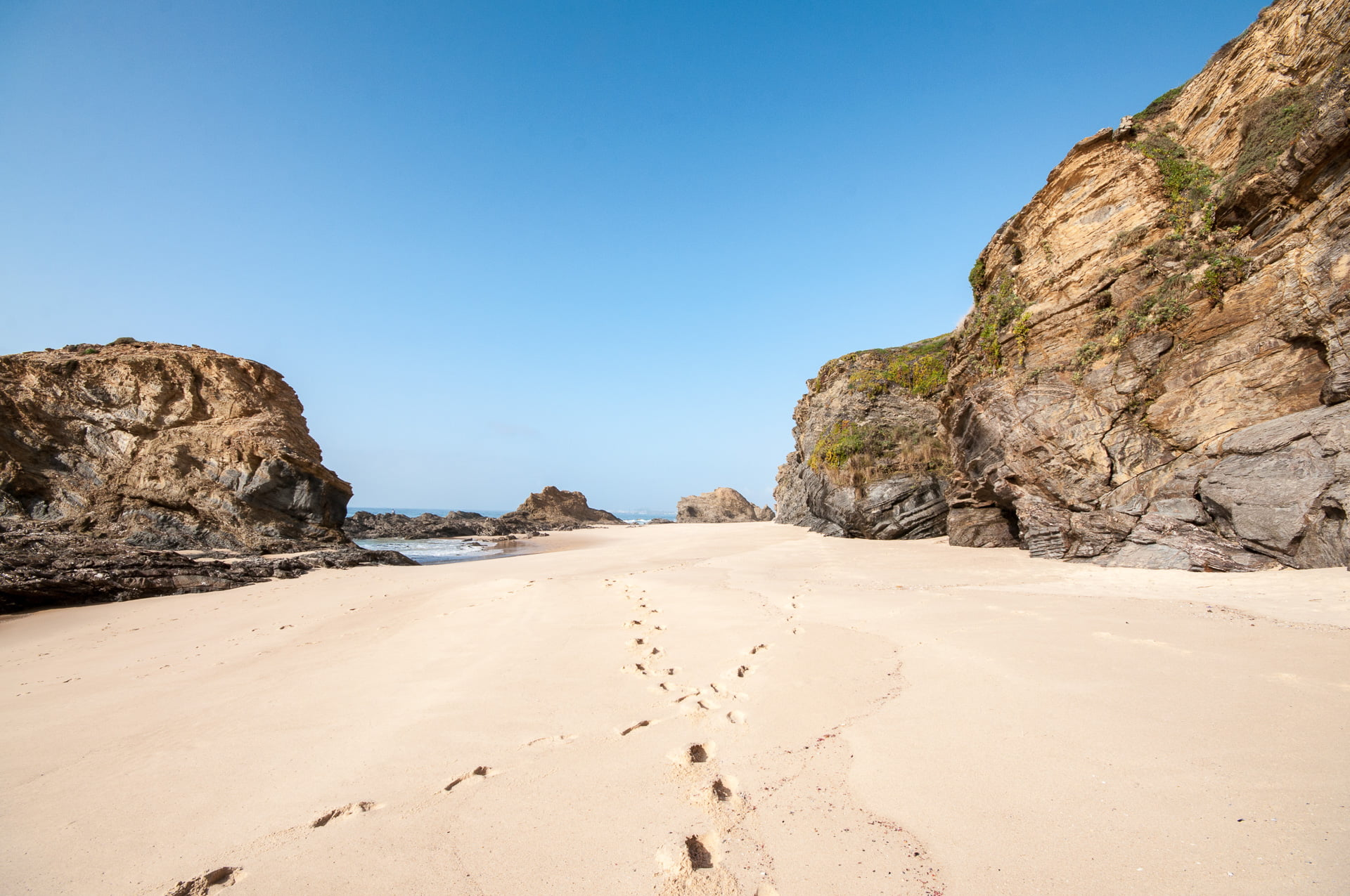 Praia samouqueira