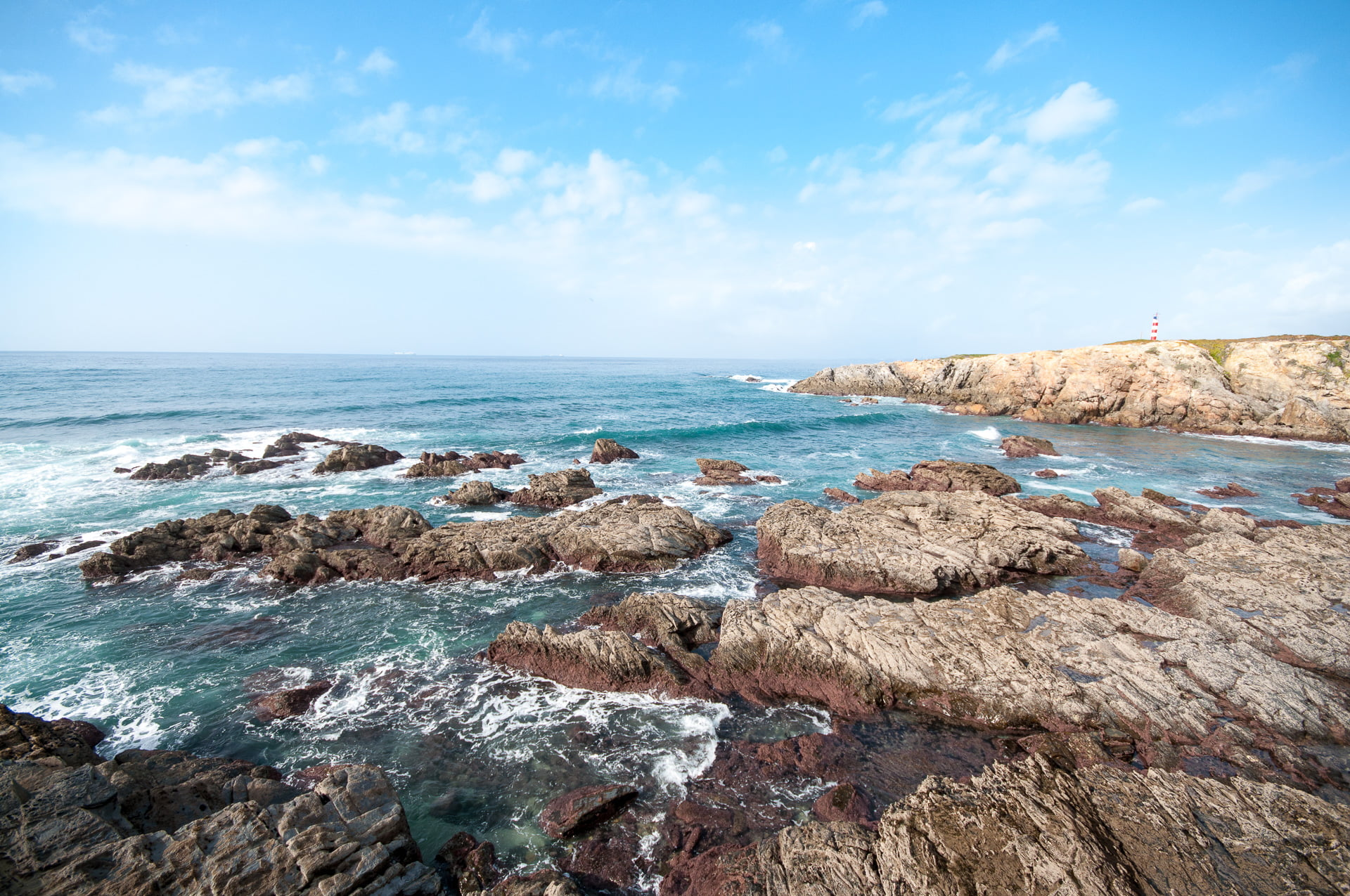 Puerto covo plage