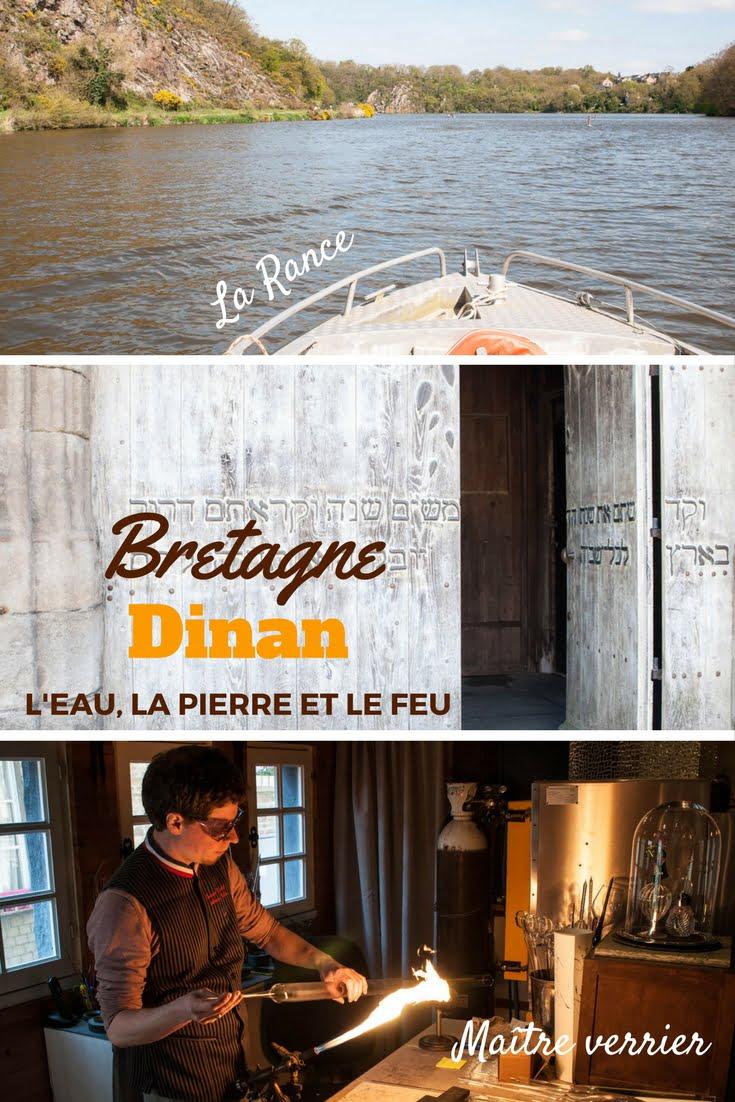 Dinan - Les globe blogueurs - blog voyage nature