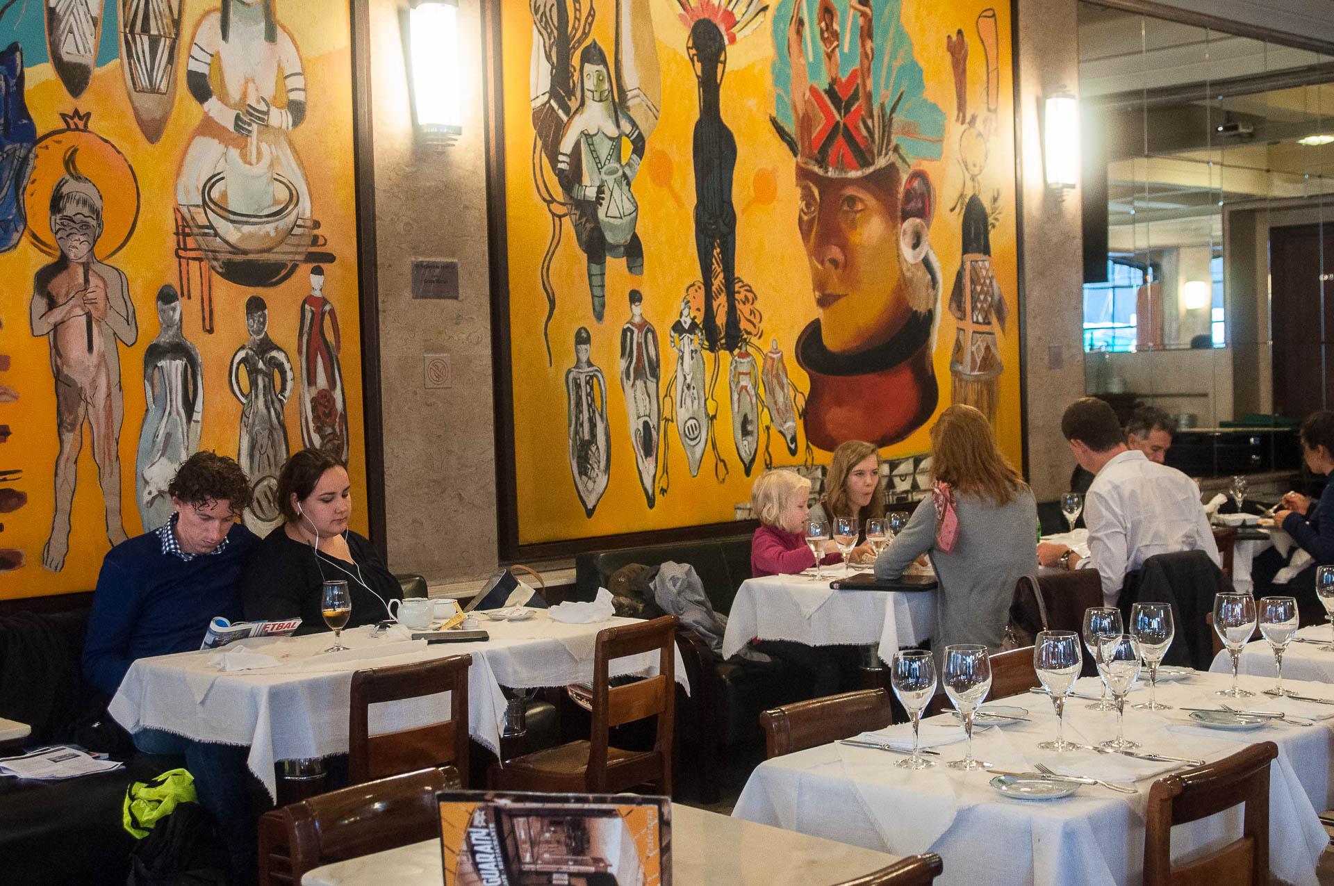 Porto café - Les globe blogueurs - blog voyage nature