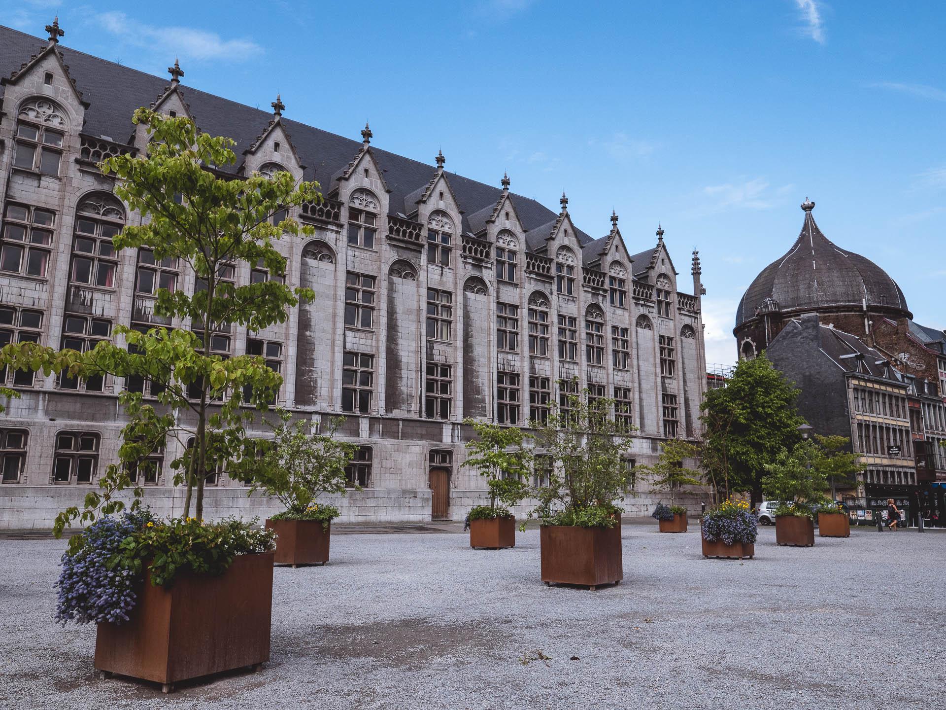 Liège monument boverie