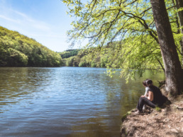Lac Nisramont laura hélio uai