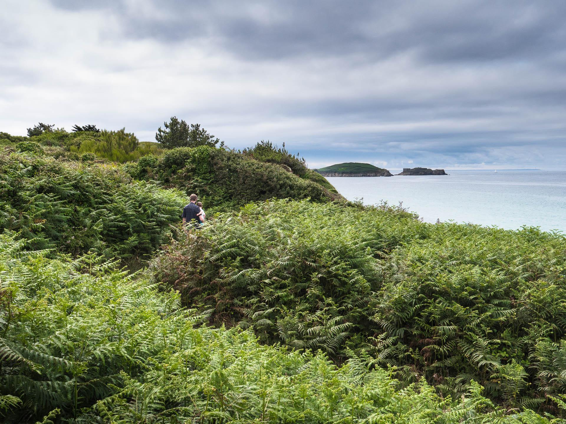 le conquet kermorvan fougeres - Les globe blogueurs - blog voyage nature