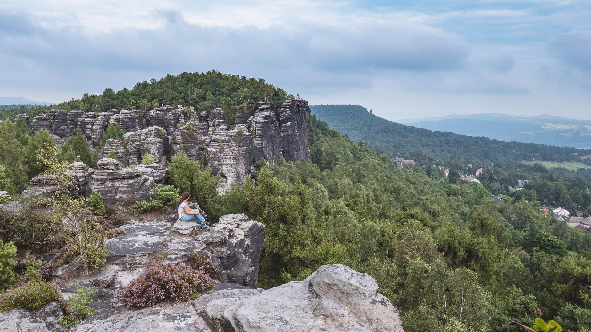 Tisa panorama Laura - Les globe blogueurs - blog voyage nature