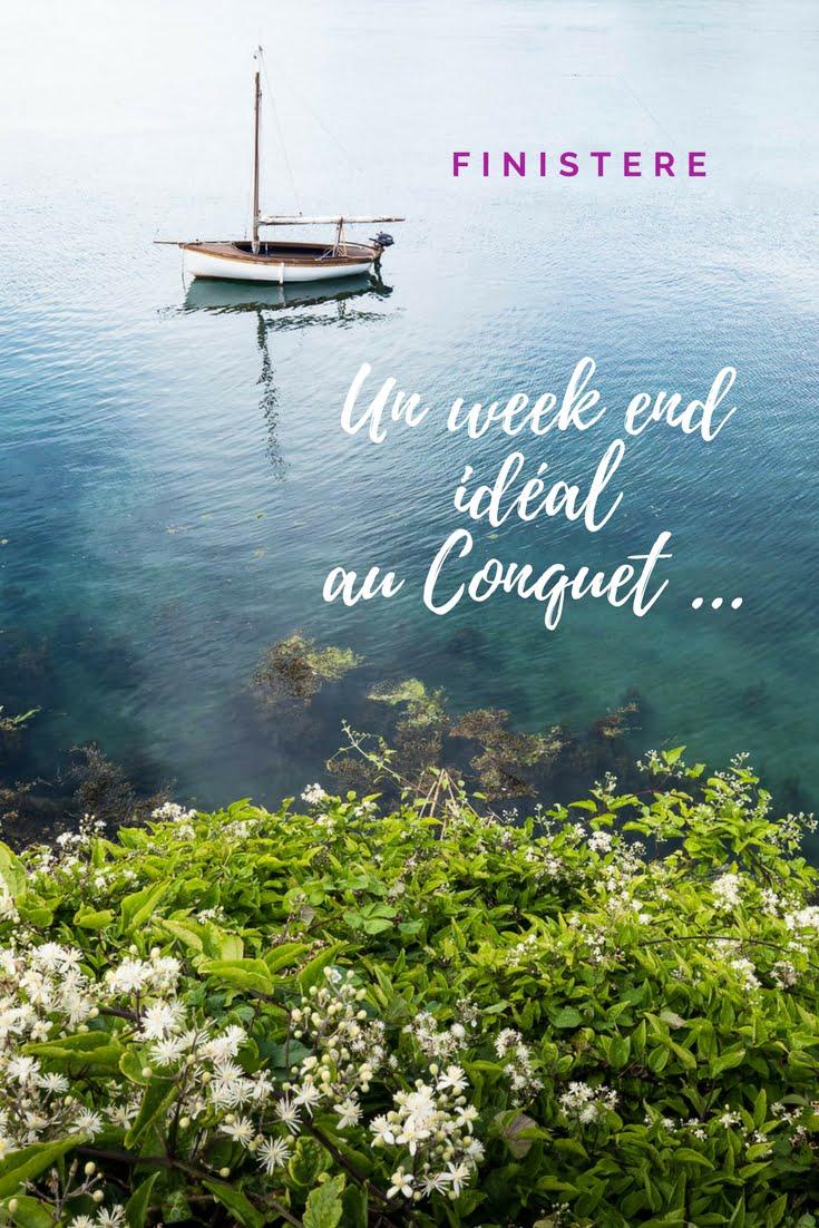 finistère conquet - Les globe blogueurs - blog voyage nature