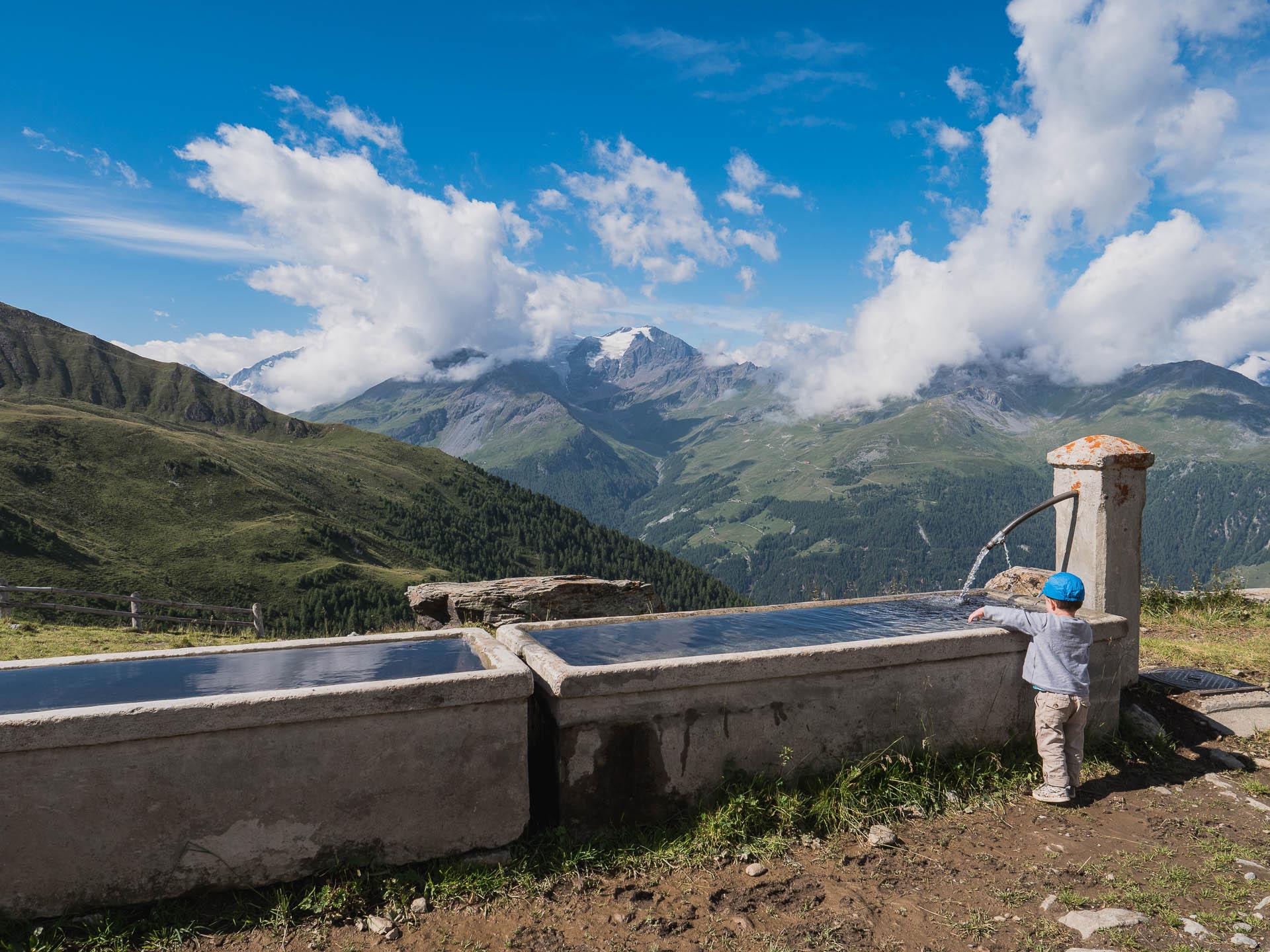 val dherens alpage bisse - Les globe blogueurs - blog voyage nature