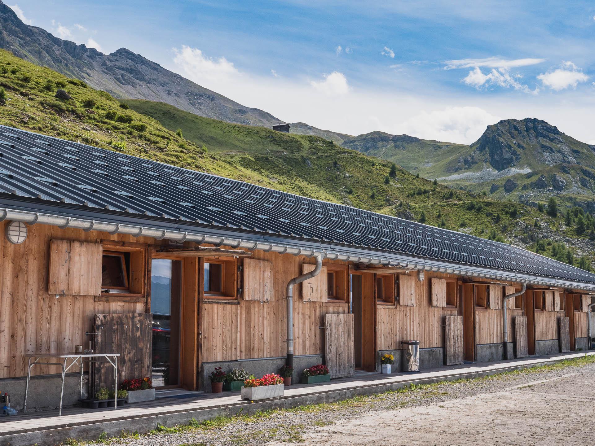 val dherens alpage la louère - Les globe blogueurs - blog voyage nature