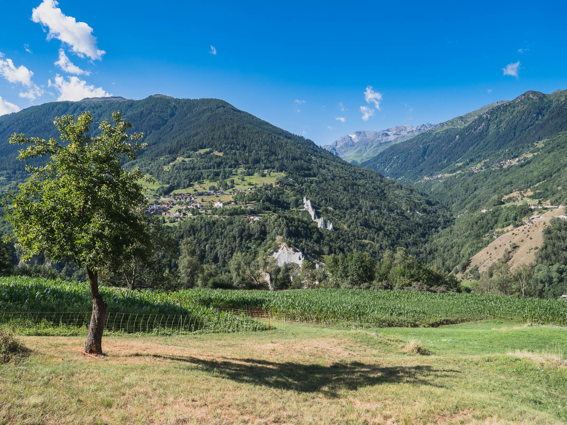 val dherens ossona champs - Les globe blogueurs - blog voyage nature