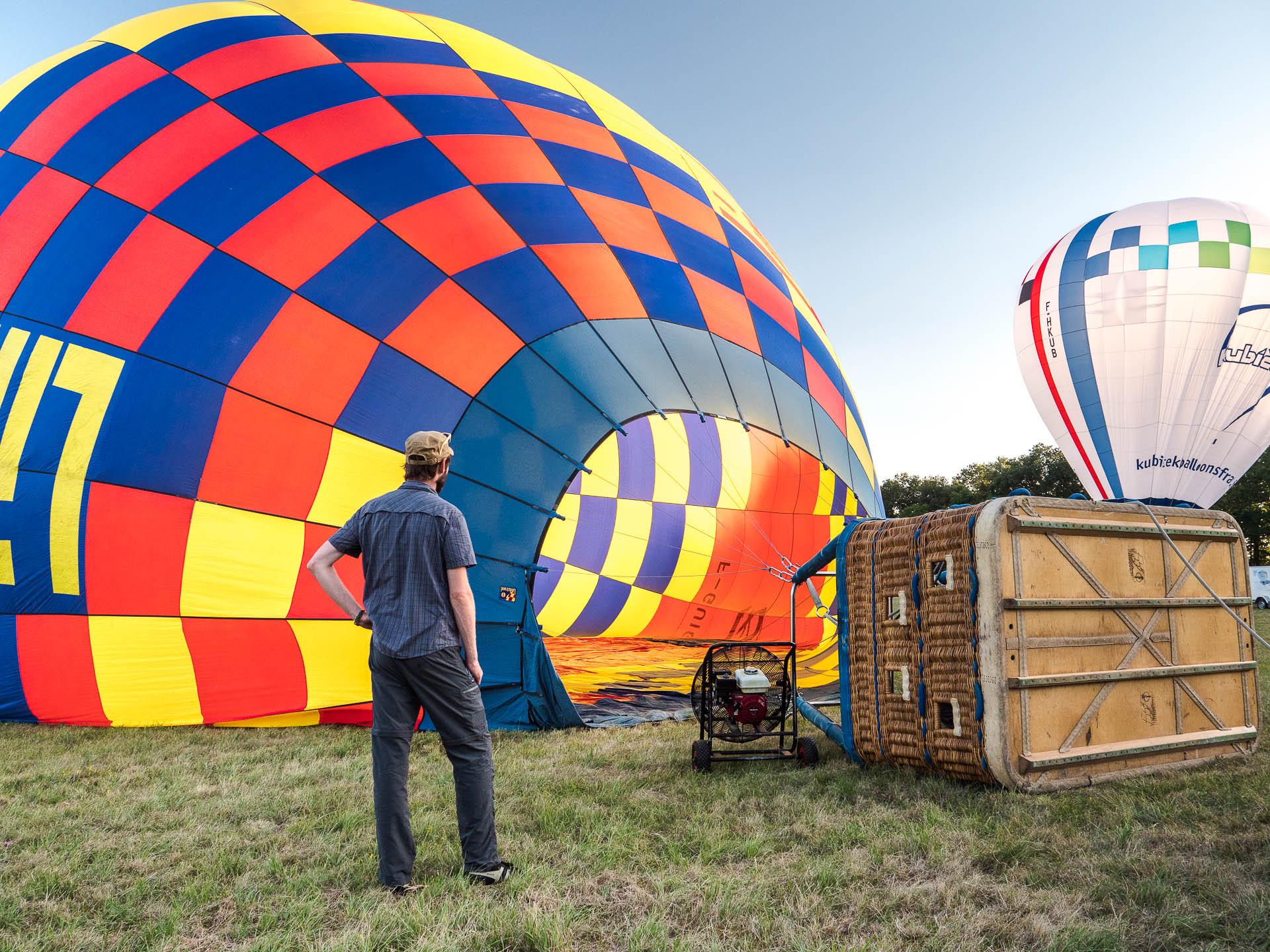 brissac seb montgolfière - Les globe blogueurs - blog voyage nature