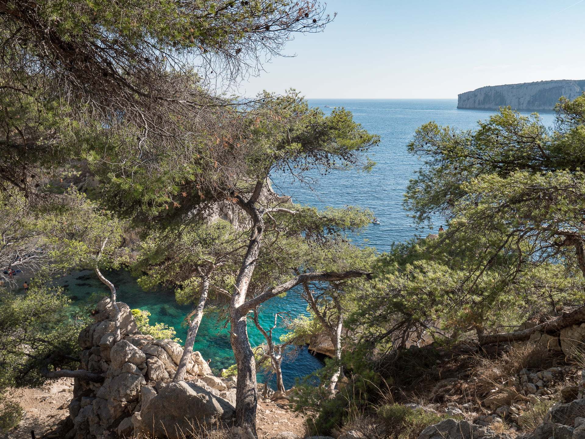 calanques 13 - Les globe blogueurs - blog voyage nature