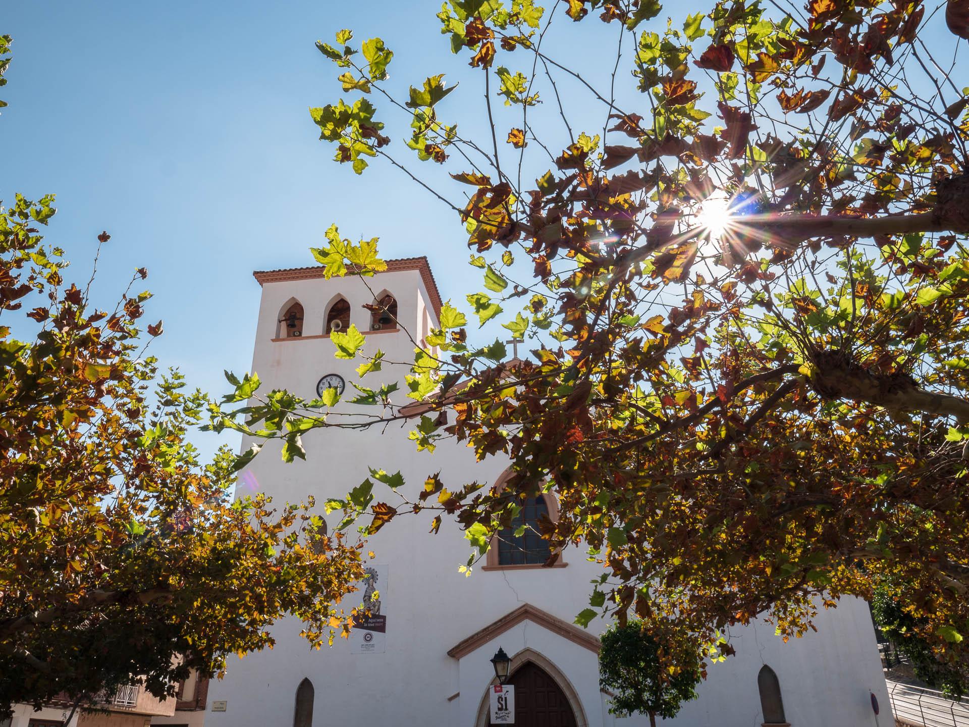 tortosa église - Les globe blogueurs - blog voyage nature