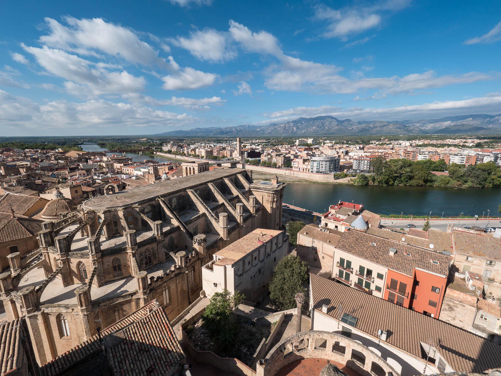 tortosa cathédrale - Les globe blogueurs - blog voyage nature