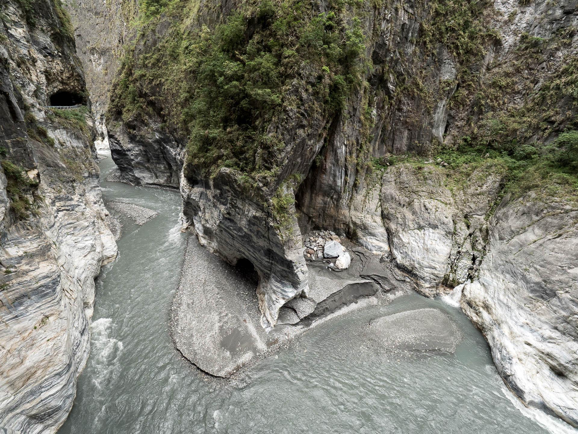 Taroko gorges - Les globe blogueurs - blog voyage nature