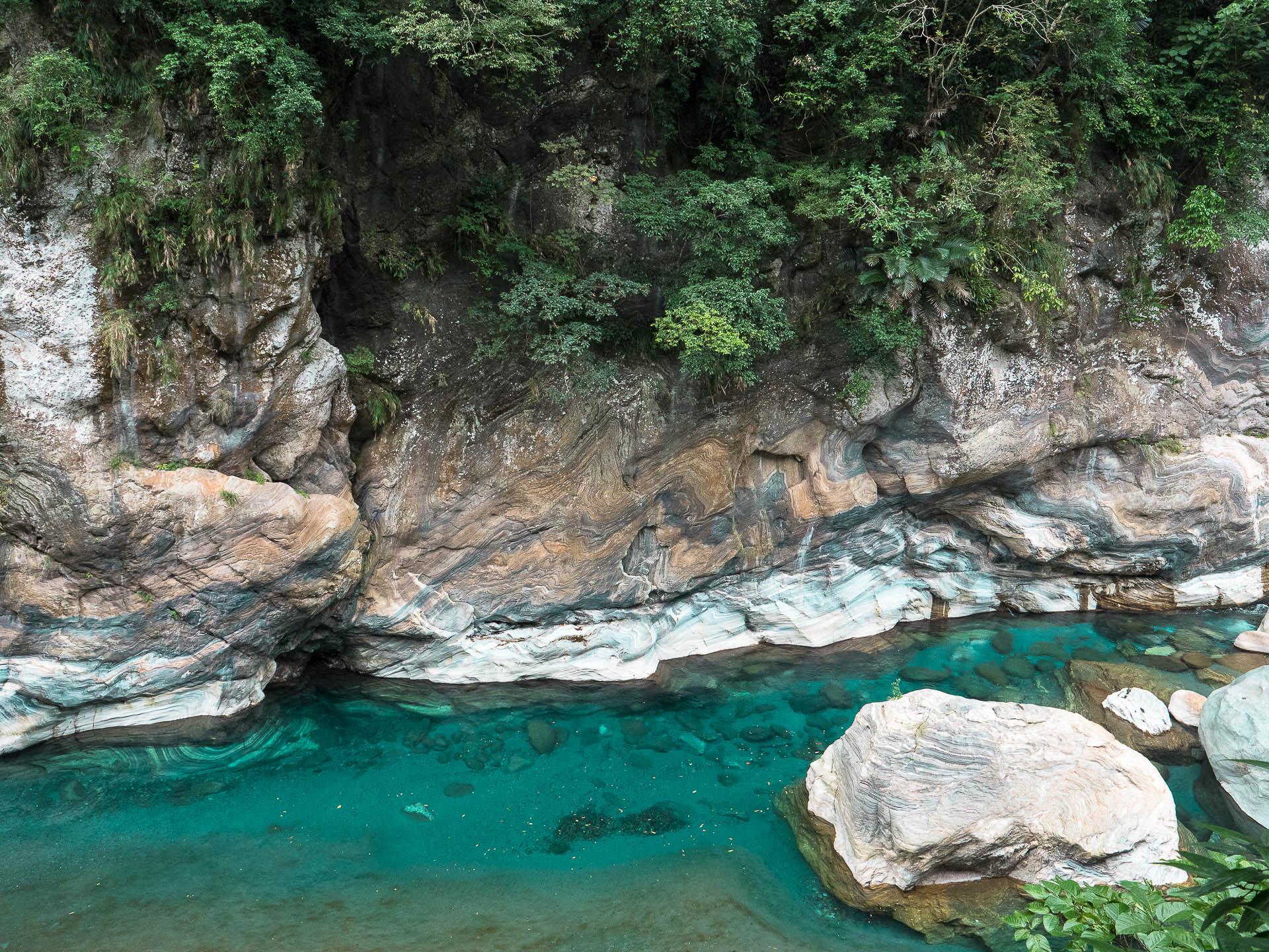 Taroko paradis - Les globe blogueurs - blog voyage nature